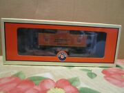 Lionel 36665 Bnsf Square Window Caboose Mint Sealed In Ob.