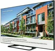 Sharp Pn-le801 80 1080p Led Lcd Commercial Display Tv