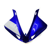 Motorcycle Front Upper Fairing Nose For Yamaha Yzf1000 R1 2009-2011 Blue White