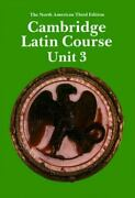 Cambridge Latin Course Unit 3 Studentand039s Book North American Edition North Ameri