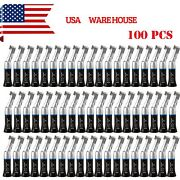 100x Dental Slow Low Speed Contra Angle Handpiece Latch 2.35mm Bur E-type G-o