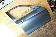 Front Right Door Glass Handle Complete Gray B39 Oem Bmw E84 X1 2010-2015