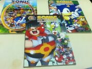 Sonic The Hedgehog Archives Comic English 0-22 23 Sets