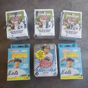 🔥new 2021 Topps Lot Series 1 Baseball Tin / Heritage / Opening Day Boxes Read