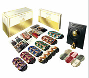 Downton Abbey Complete Series Limited Set 22 Disc Dvd Box New W/ Coasters And Book