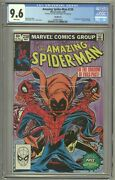 Amazing Spider-man 238 Cgc 9.6 1st Appearance Of Hobgoblin