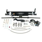 For Chevy Camaro 75-81 Unisteer Hydraulic Power Steering Rack And Pinion Kit