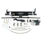 For Chevy Camaro 70-74 Unisteer Hydraulic Power Steering Rack And Pinion Kit
