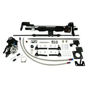 For Ford Ranchero 1966-1967 Unisteer Hydraulic Power Steering Rack And Pinion Kit