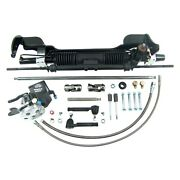 For Ford Fairlane 63-65 Unisteer Hydraulic Power Steering Rack And Pinion Kit