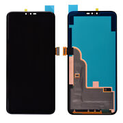 Oled Screen Display Digitizer Touch Assembly For Lg V40 Thinq V405 Black