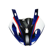 Injection Front Upper Nose Fairing For Bmw S1000rr 2015-2018 Blue White Black