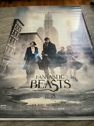 Fantastic Beasts And Where To Find Them Theatrical Banner