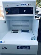 Gen1 Modutek Rca Wet Bench Silicon Wafer Cleaning Station.