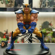 X Man Wolverine Resin Model Painted Statue Pre-order Custom-made 1/4 Scale Hot