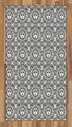 Astrology Area Rug Decorative Flat Woven Accent Rug For Home Decor In 2 Sizes