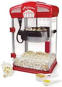 West Bend 82515 Hot Theater Style Popper Machine With Nonstick Kettle Includes M