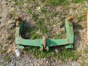 John Deere Cast Category 2 Quick Hitch W/ Pins Tag 927