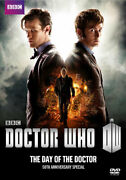 Warner Home Video De416514d Dr Who-day Of The Doctor Dvd/50th Anniversary Sp...