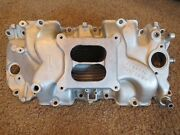 68 69 Rect Port Intake Manifold For L78 396 And L72 427-dated 02/24/69-gm 3933163