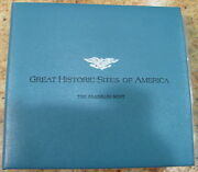 Franklin Mint Great Historic Sites America 22 Coins Volume 2 , Usc291