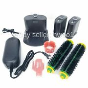 Irobot Roomba Genuine Parts Dock Charger Lighthouses Brushes Cleaning Tools