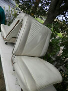 1964 1965 Gto Chevelle Pontiac Chevy Olds 442 Gm A Body Bucket Seats With Tracks