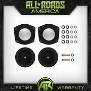 Fits 06-10 Jeep Xk Commander 4x2 4x4 Full 2 Front + 2 Rear Spacers Lift Kit