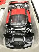 1/12 Tamiya Collectorand039s Club Special Enzo Ferrari Red With Display Case
