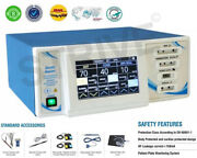 High Power Electrosurgical 400w Vessel Sealer Cautery With Touch Screen Display
