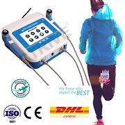 New Cold Laser Therapy Red And Ir Laser 2 Probes Machine Injury Muscle Recovery