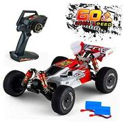 Remote Control Car,60+ Kmh 114 Scale Wltoys 144001 Fast Rc Cars For Adults