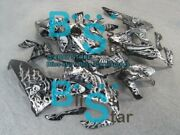 Airbrushed Injection Fairing Kit Set Fit Honda Cbr1000rr 2006-2007 139 A5