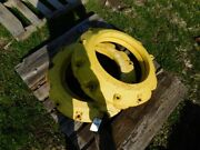 John Deere 7000 And 8000 Series Tractor Starter Wheel Weights 4 Tag 908