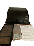 Two2 Rv Or Enclosed Trailer Roof Top Vent Cover In Black - New Free Shipping