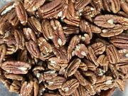 Raw Shelled Pecan Halves Nuts