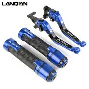 For Yamaha Kymco Xciting 250/300/400/500 All Years Foldable Brake Clutch Levers
