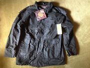 Outback Swagman Collection Oilskin Coat-new