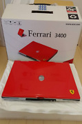 Acer Ferrari F3400 Laptop With Accessories Rare Netbooks Limited Model Vintage