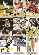 Michael Phelps 2004 Sports Illustrated Si For Kids Card Uncut Sheet Olympic Gold
