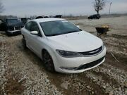 Trunk/hatch/tailgate Sedan With Rear View Camera Fits 15-17 200 1915521