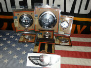 100th Anniversary Harley Flsts Billet Engine Cover Collection - Softail Touring