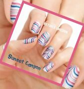Color Street Nail Strips 🦄🦄 Sunset Canyon 🦄🦄, Retired Very Rare Vhtf