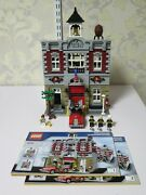 Lego 10197 Fire Brigade Used Good Condition 100 Completeness