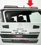 Carbon Front Roof Light Bar Led Drl For Mercedes Benz W463 G Class G63 G550