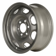Reconditioned 17x7.5 Silver Steel Wheel For 2010-2016 Ford Expedition 560-03857