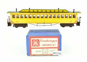 Ho Brass Gem Models St. Paul And Pacific Railroad Gn Coach Custom Painted 13