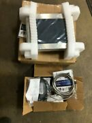 New Hope Industrial 15 Panel Mount Stainless Glass Monitor His-ml15-sgag