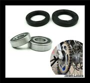 Kit Rear Wheel Bearing + Joints Spy For Yamaha Wr 400 F From 1999 To 2000