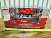 Case Ih 6088 Axial-flow Combine 2 Authentics Series By Ertl 1/64th Scale